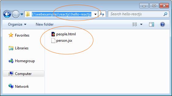 Thư mục chạy JS