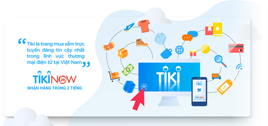 Hướng dẫn tạo gian hàng và cách đăng ký bán hàng trên Tiki
