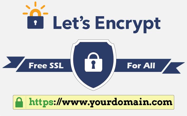 Lét Encrypt SSL